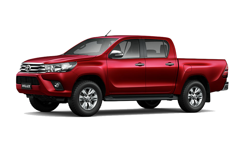 3.0L Active Double Cab 5-MT 4x4