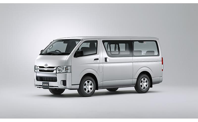 3.0L Bus 15-Seats