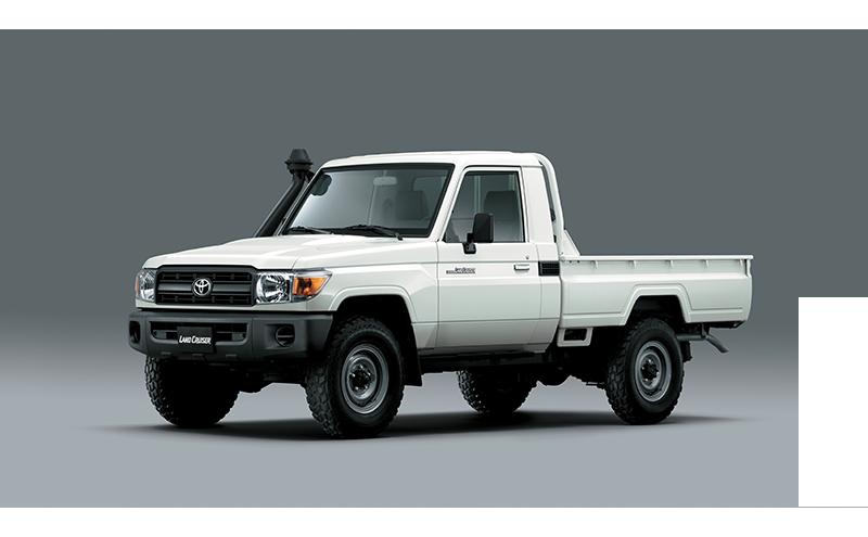 LC79 4.0L Petrol Pick-up Single Cab 4x4