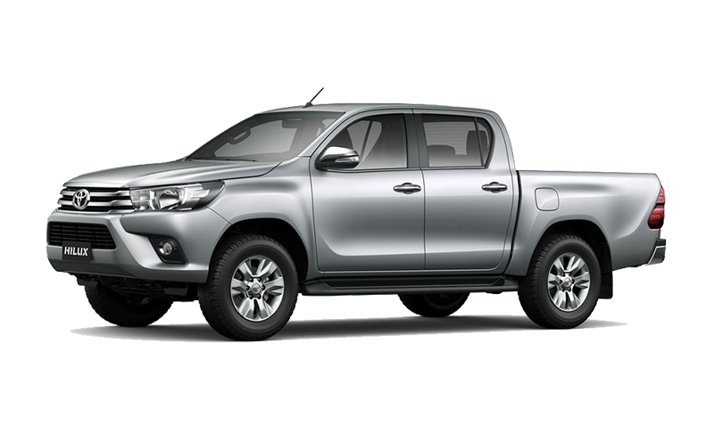 2.4GD Country+ Double Cab 6-MT 4x4