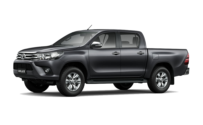 2.4GD Country Double Cab 6-MT  4x4